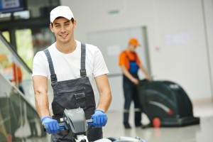 Janitorial and Commercial Cleaning Services